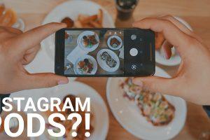 Instagram Pod