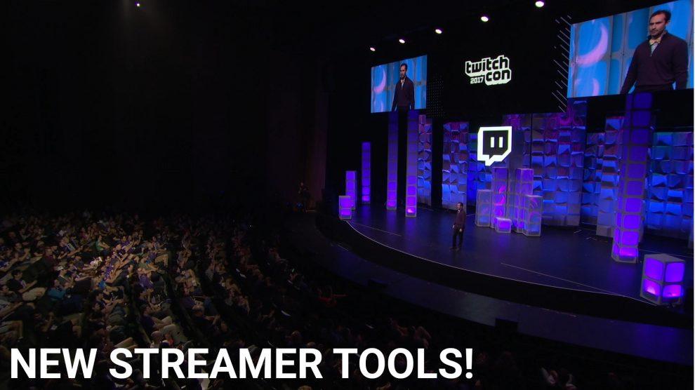 New Streamer Tools Twitch