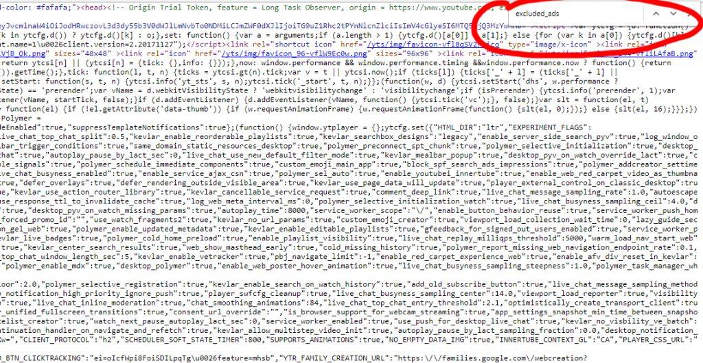YouTube Demonetization Codes