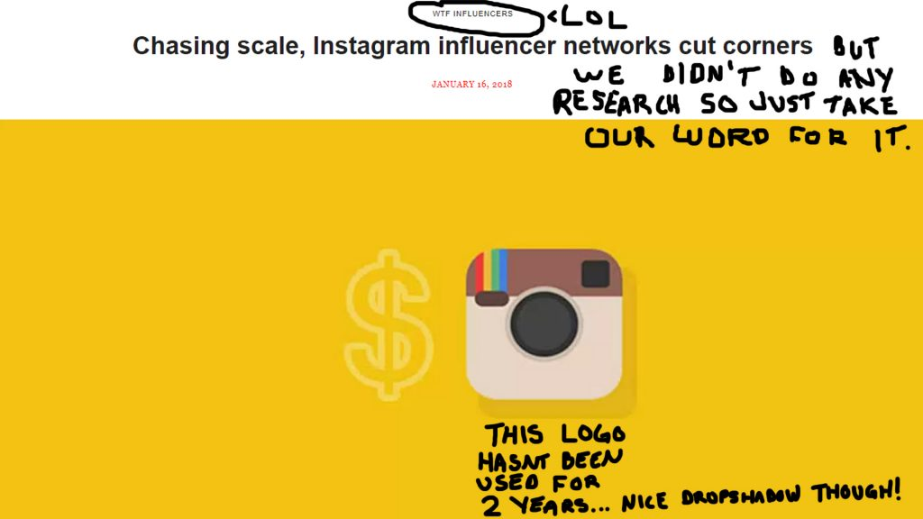 Chasing Scale Influencer Agencies