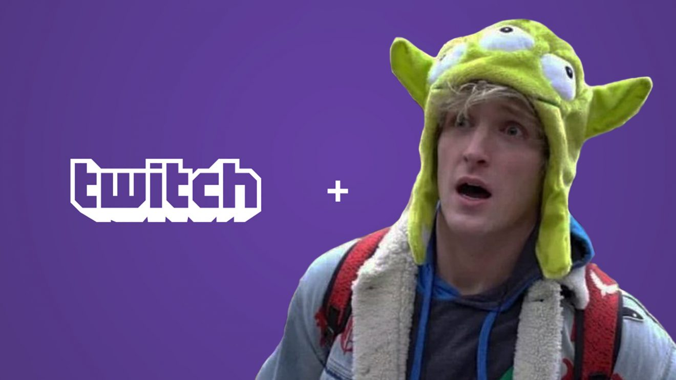 Logan Paul Twitch
