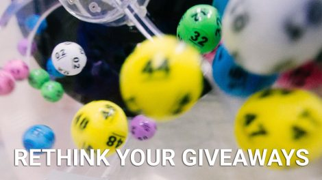 Lottery Giveaway Contest