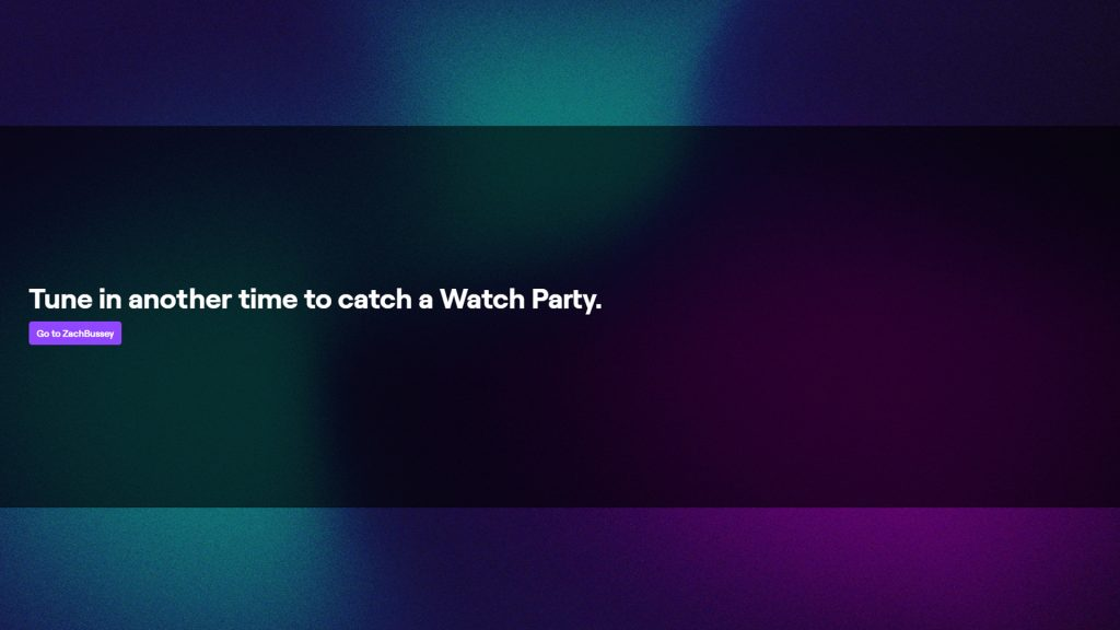 Everything We Know about Twitch Watch Parties