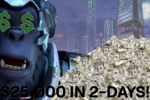 Donor Floods Overwatch Streamers with Nearly $25,000 in 2 Days