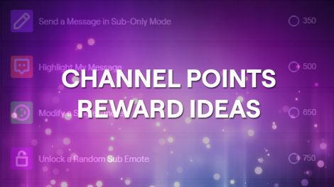 Channel Points Ideas