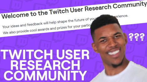 Twitch User Research
