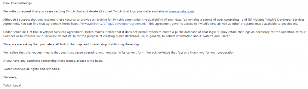 Twitch Shut Down Two Third-Party Tools, More Coming?