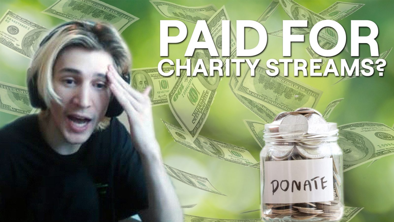 Are Streamers Paid to do Charity Streams?
