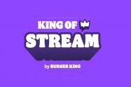 Scummy Burger King Ad King of Stream