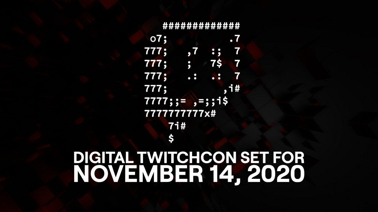 Twitchcon 2020