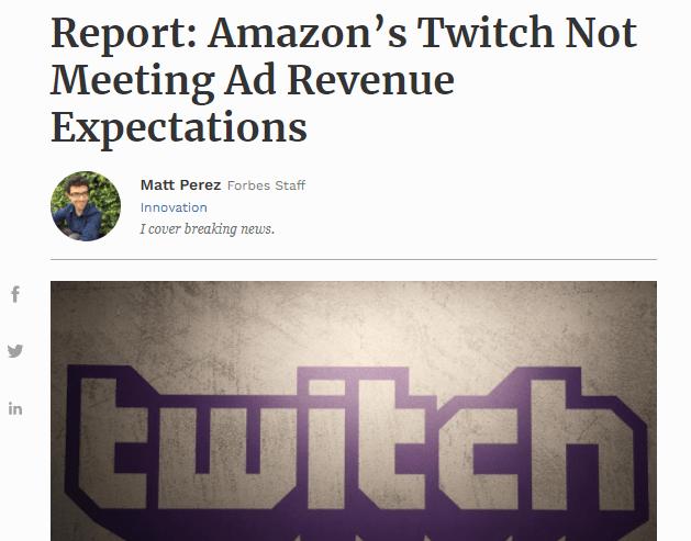 Is Twitch Profitable?