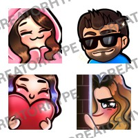 Emote Artists for Hire
