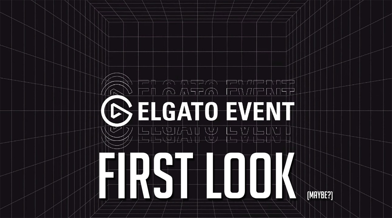 First Look at New Elgato Streamer Gear Being Announced